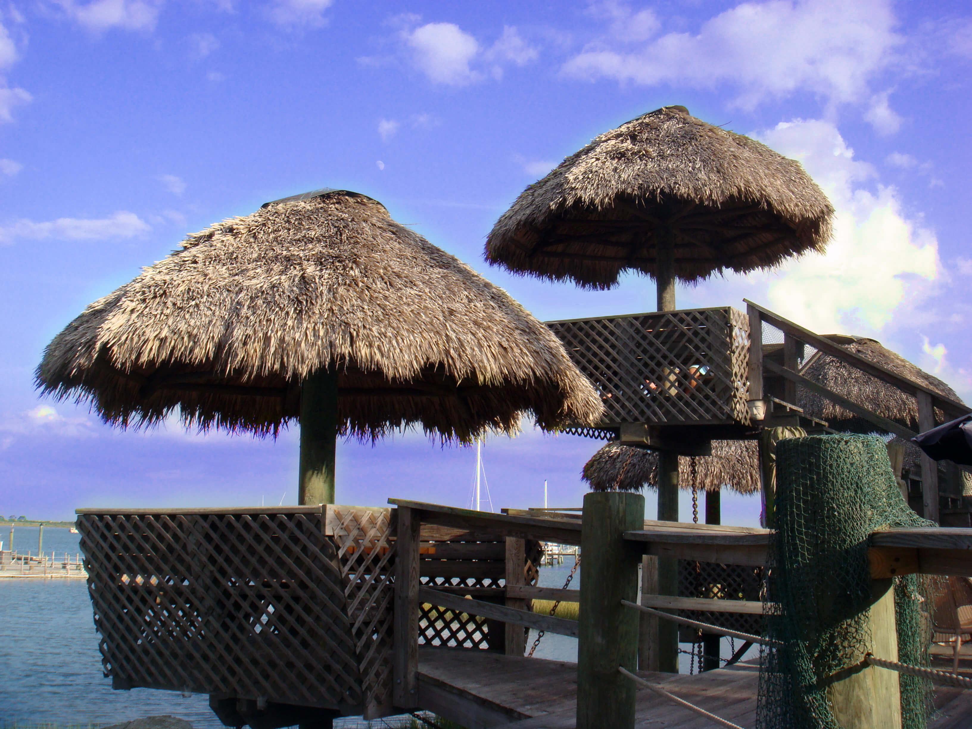 Restaurant-Tiki-Huts-Bars-St.-Augustine-Florida