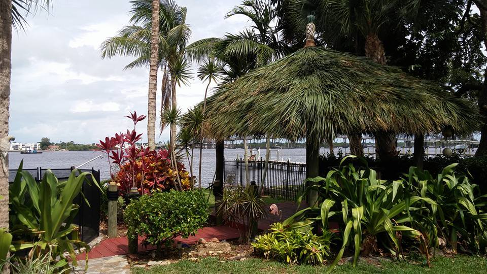 Tiki Huts and Tiki Bars Dunedin Florida