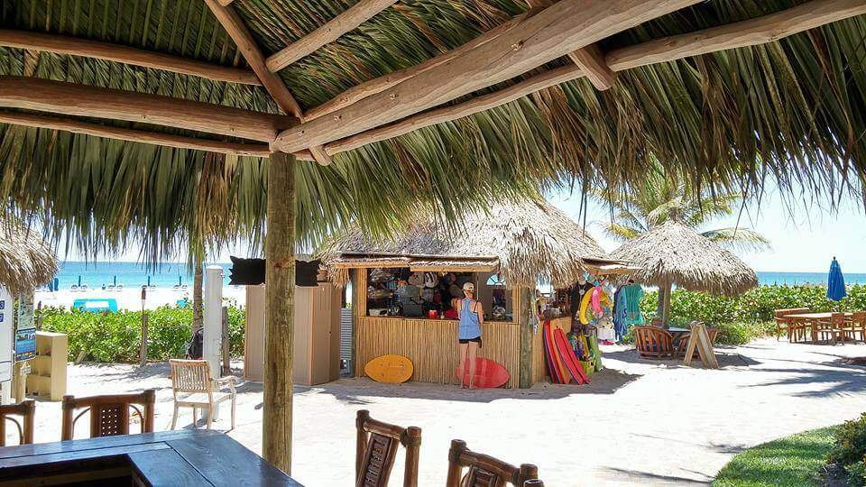 Tiki Huts and Tiki Bars Jupiter Island Florida