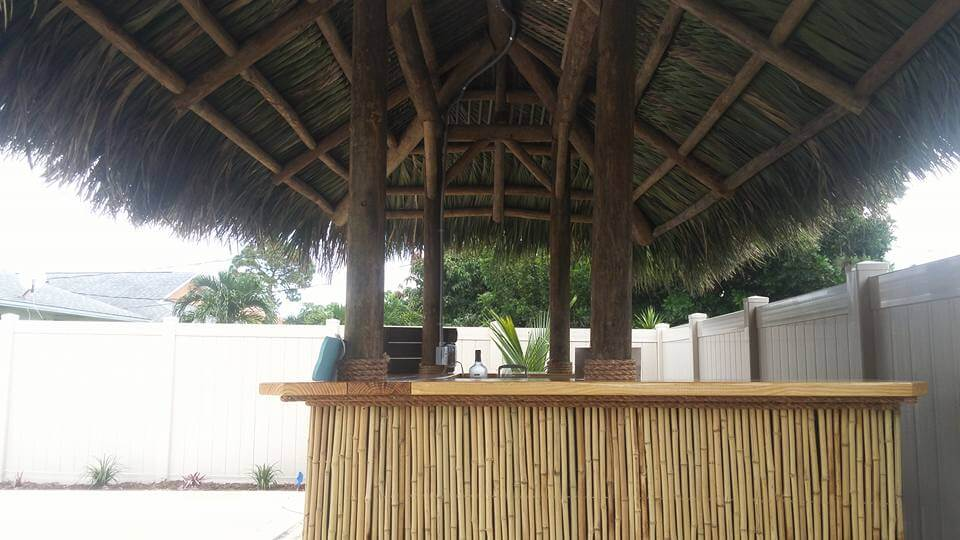 Tiki Hut Aug-2