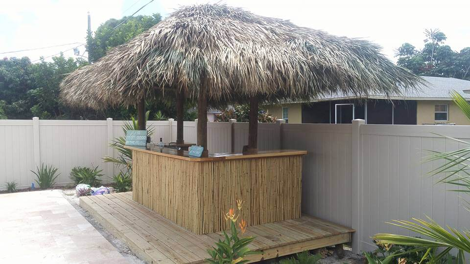 Tiki Hut Aug-8